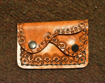 Two Pocket Coin Purse