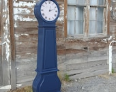 stunning handmade grandfather clock