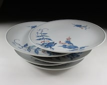 1950s Sango Fine China Plates