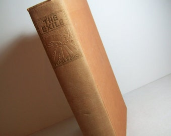 Vintage Books - The Exile - copyright 1936 - Collectible