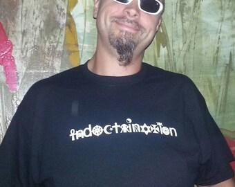 Indoctrination atheist Tshirt