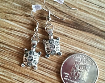 Cute Turtle Earrings