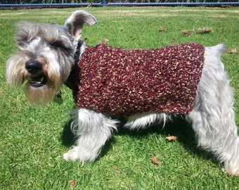 HS.105 - Comfy Cozy Dog Sweater