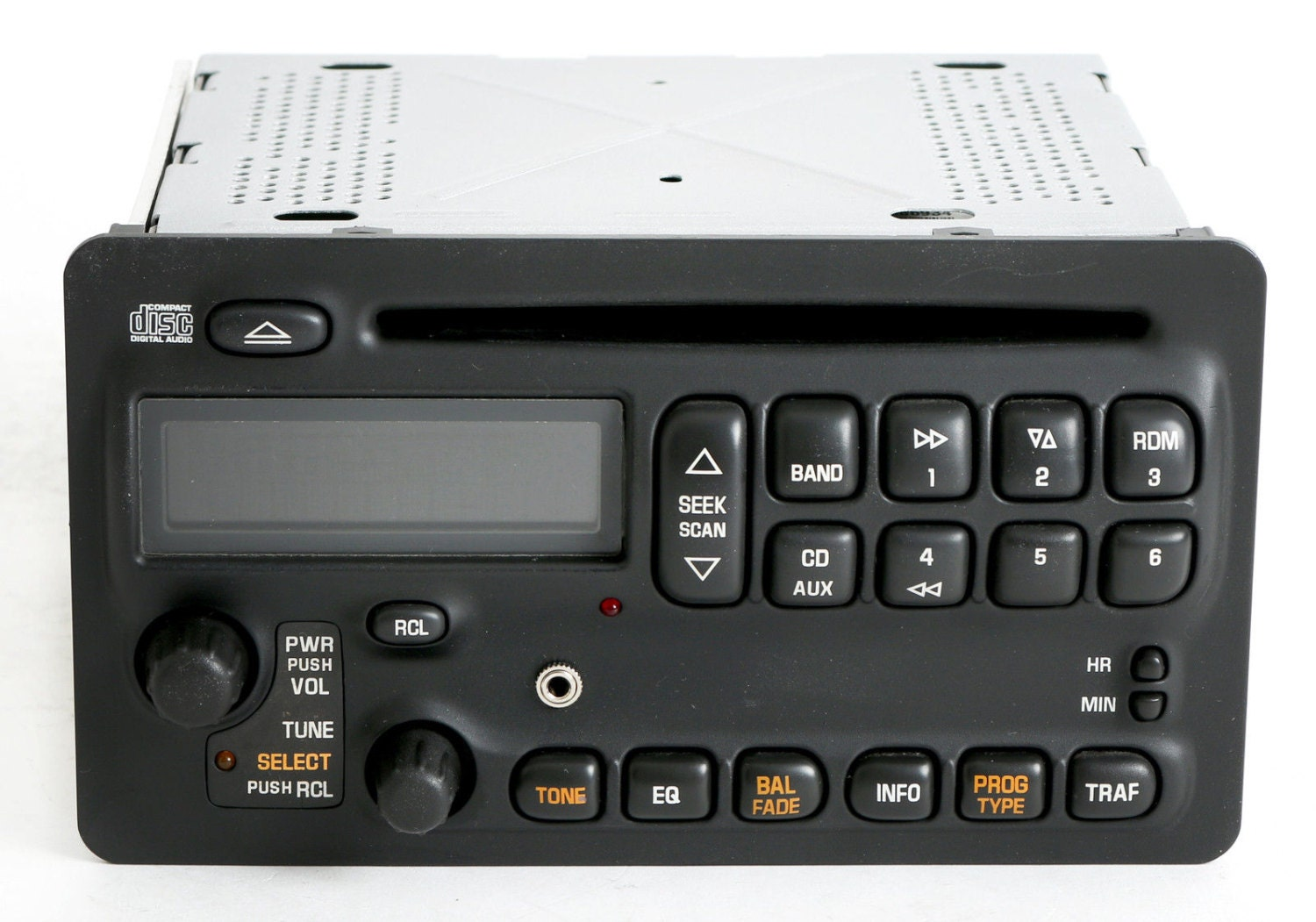 Pontiac Vibe 2003 To 2008 Am Fm Cd Player W Aux Input Car