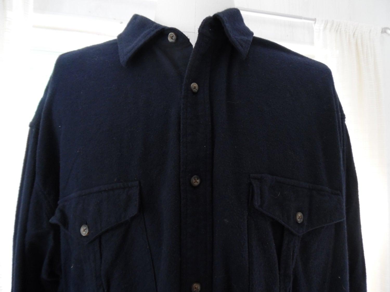 sz 3xl st s bay s chamoise flannel shirt