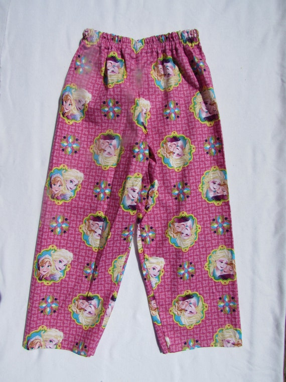 Kids Frozen pajama cotton pants
