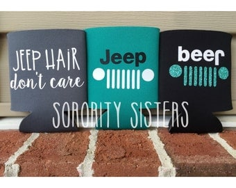 Jeep Collection Insulated Drink Sleeve | Jeep Gift