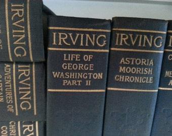 The Works of Washington Irving - 1903 - Antique Books