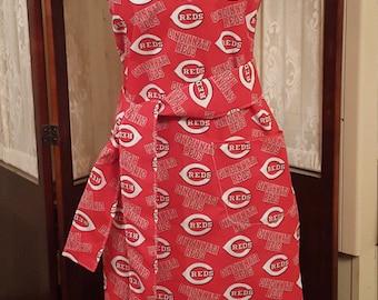 Cincinnati Reds Apron