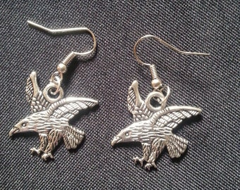 Eagle Earrings