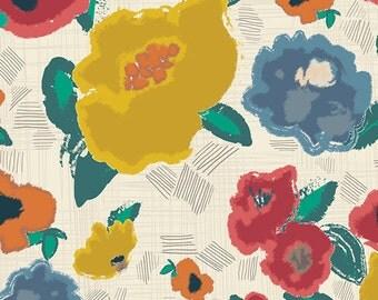 Artisan - Ad Lib Blooms Shout - Pat Bravo - Art Gallery Fabrics (ART-43100)