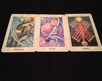 Tarot Card Reading  from The Wandering Fool One Question