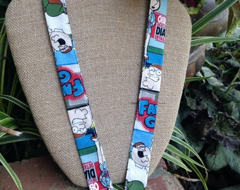 Family Guy Lanyard