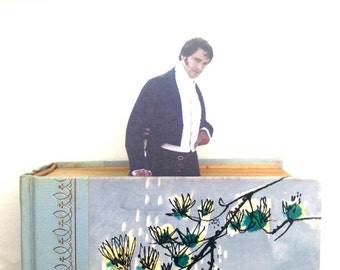Mr. Darcy Character Bookmark (Firth Version)