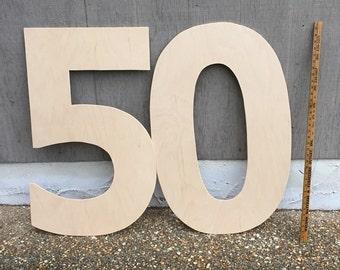 36 inch wood numbers birthday numbers anniversary numbers parties giant numbers 30th birthday 40th birthday 50th birthday 60th birth