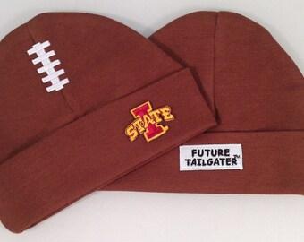 Iowa State Cyclones Baby Football Cap