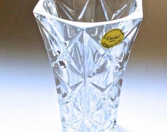 Garanti Cristal Vase