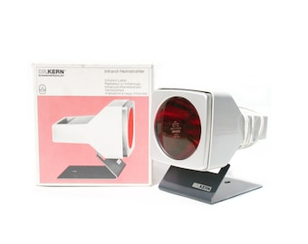 """Vintage Infrared Lamp """"Dr.Kern"""""""