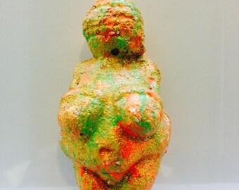 Ancient Art / Venus of Willendorf / Venus