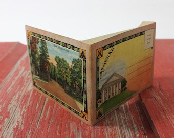 Souvenir folding pictures of Arlington, VA by B. S. Reynolds Co, early 20th century