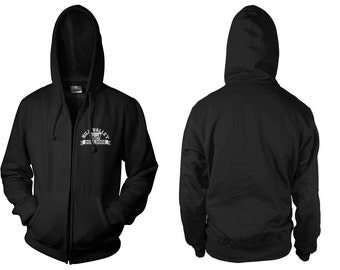 Back to the Future: Hill Valley Bulldogs Pullover/Zip-Up Hooded Top