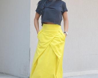 maxi skirt, maxi skirt pockets, gypsy long skirt, long skirt pockets, Long Black Skirt, maxi skirts, floor length skirt, loose skirt