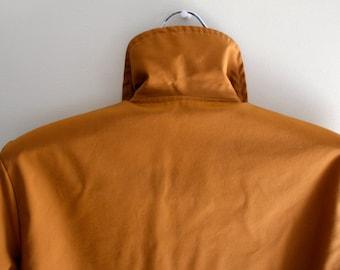 Vintage Brown Light Jacket