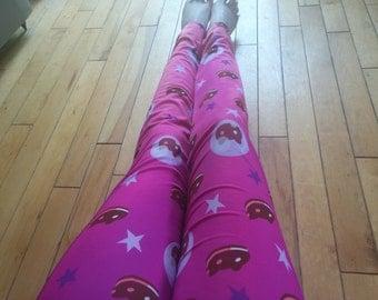 Cookie Cat Leggings