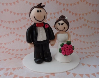 Cake Topper wedding / Wedding