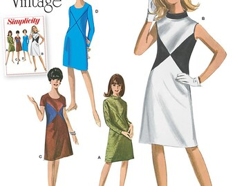 Simplicity Pattern 1012 Misses' / Women's Dresses