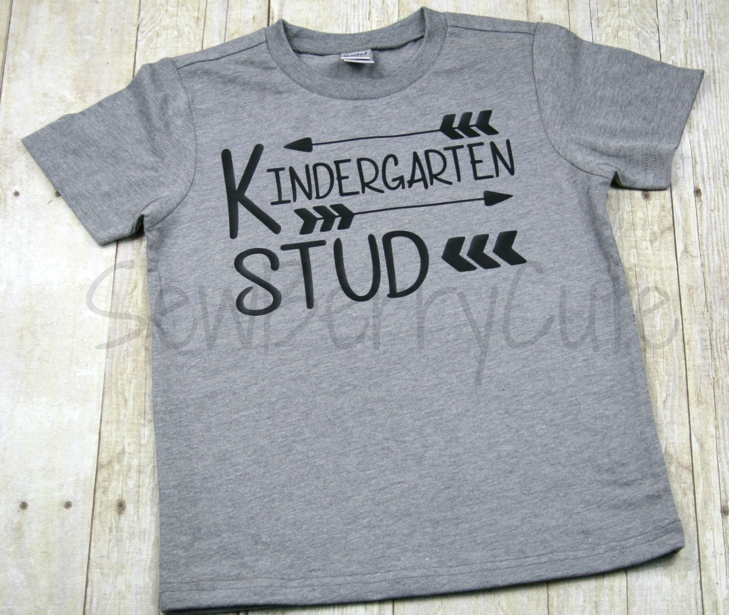 Kindergarten Shirt Kindergarten Stud Back To School Shirt Boys