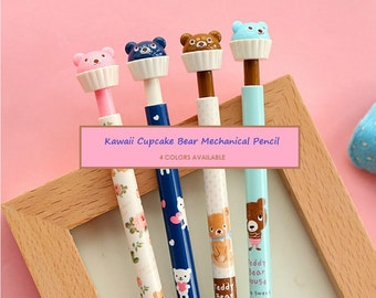 Kawaii Cupcake Mechanical Pencil