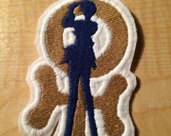 Sailor Uranus Sew-On Patch