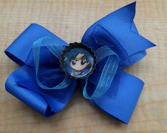 Sailor Mercury Hair Bow