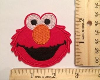 One Elmo Patch *Ready to ship