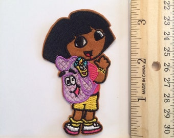 One Dora the Explorer patch
