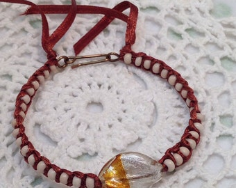Sale! Leafy Bangle Bracelet, Bangle Bracelet, Vintage Brass Bracelet, Handmade Bangle Jewellery