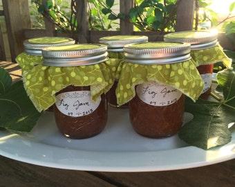 Homemade Fig Jam & Strawberry Fig Jam - Preserves