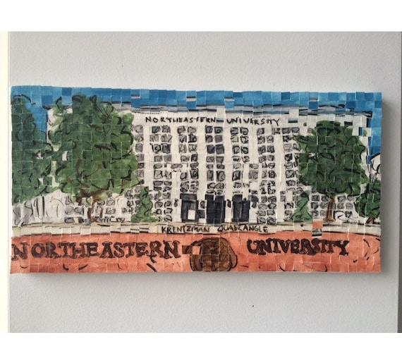 Northeastern University Distortion 2