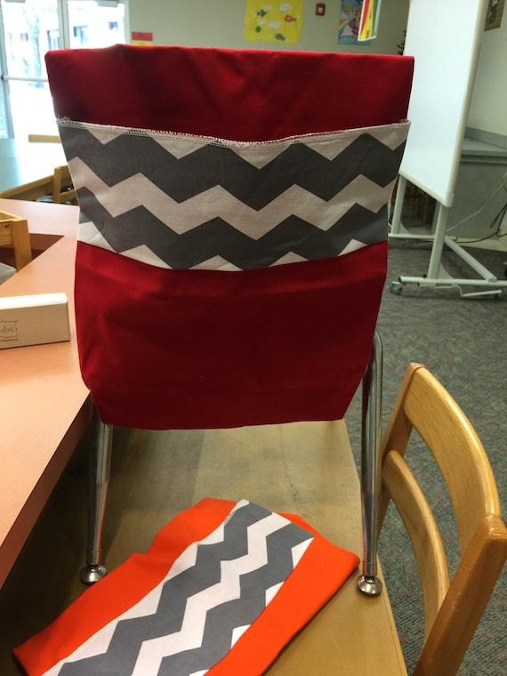 LAST SET Sale Classroom Chair Pockets Set of 24