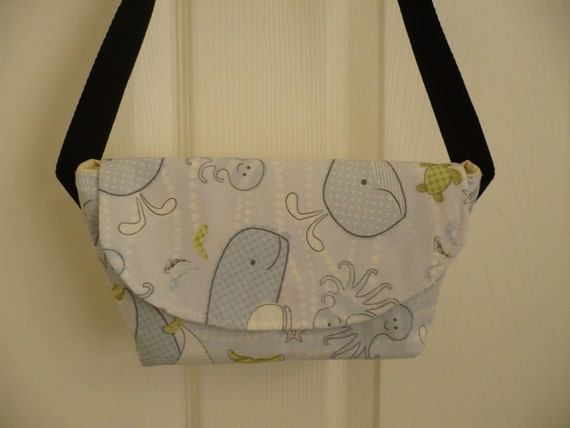 Under The Sea Waist Pouch