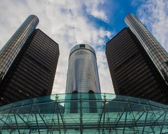 GM Building, Detroit
