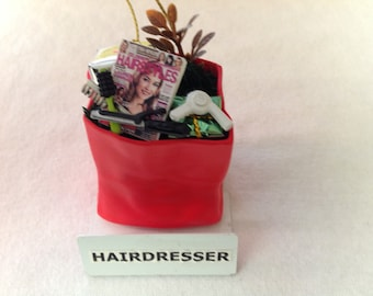 Hairdresser Ornament