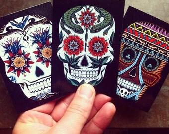 Stickers - Sugar Skull