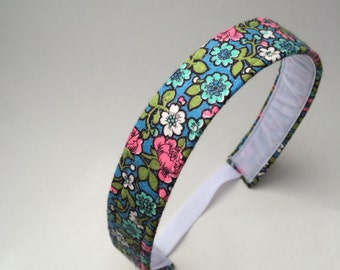 Vintage Fabric #4 Headbands- Made to Order!