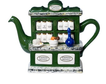 Pharmacy Teapot