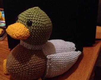 Realistic Duck