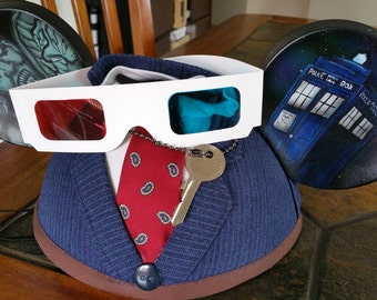 Doctor Who Mickey Mouse Ear Hat