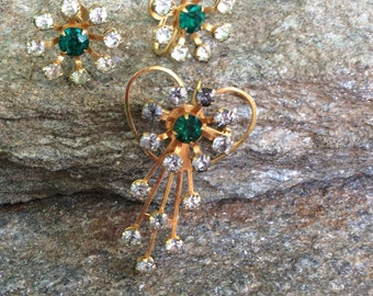 Vintage jewelry set etsy for Bugbee and niles jewelry