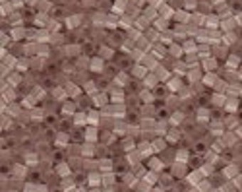 MIYUKI #11 Delica 826 - Pale Dusty Rose Silk - 5 grams